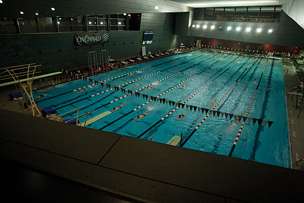 University of Cincinnatti Pool