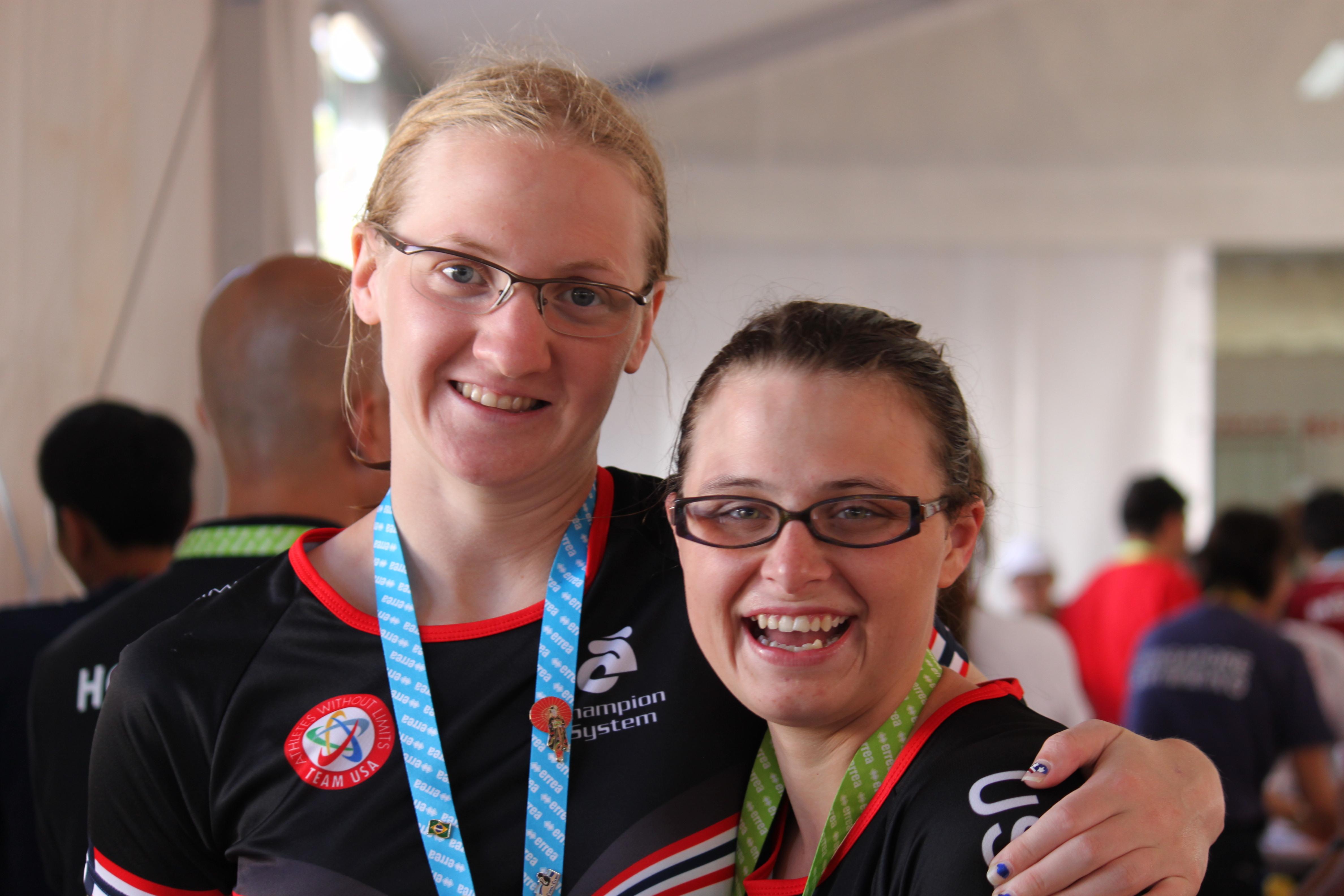 Leslie Cichocki & Sarah Gilbert