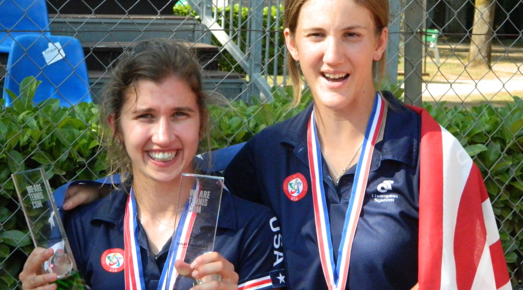Doubles Champions