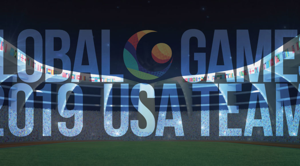 Global Games 2019 USA Team